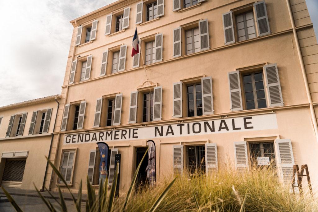 Музей Жандармерии. Сен-Тропе. Луи Де Финес.