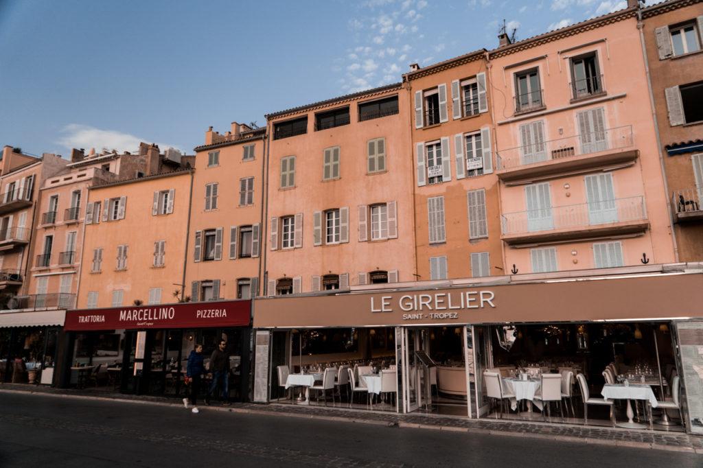 Сен-Тропе. Франция.