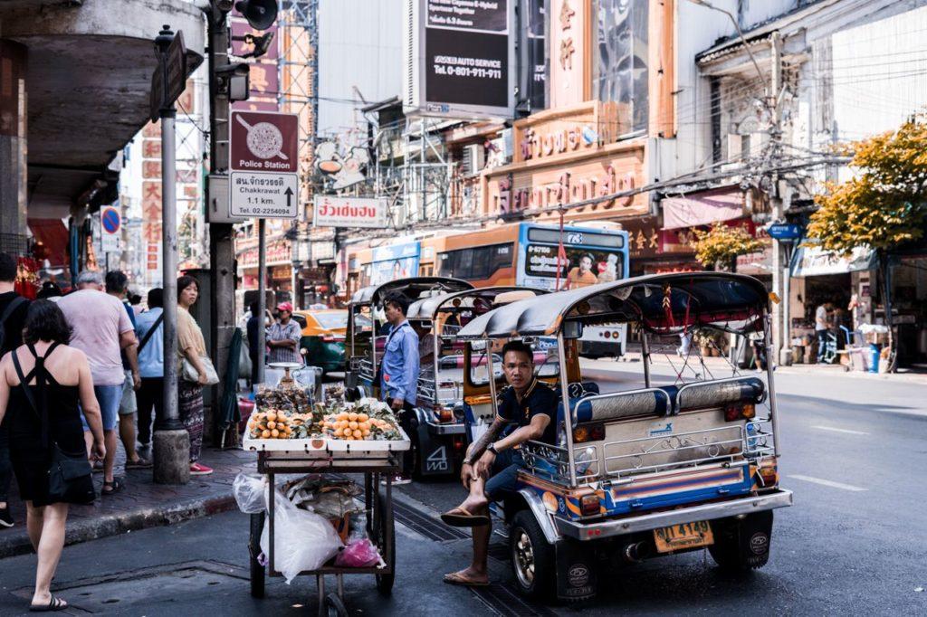 Бангкок. Чайна-Таун.